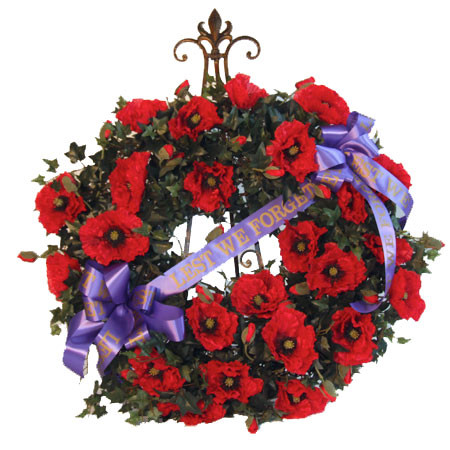 Anzac Wreath 3