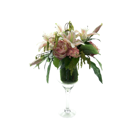 casablanca-lilies-and-roses-in-tall-vase