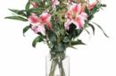 casablanc lillies Pink